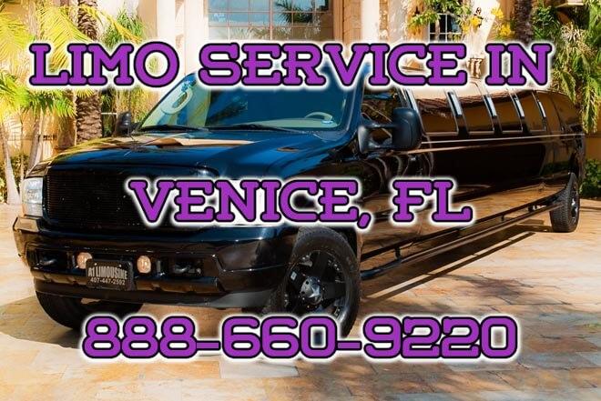 Limo Service in Venice