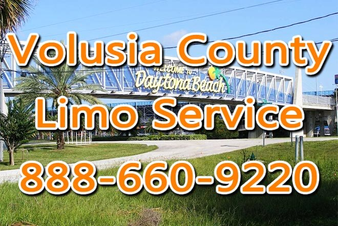 Limo Service in Volusia County