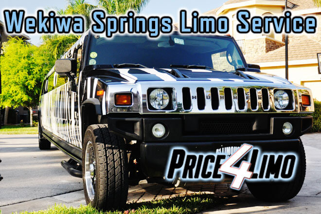 Limo Service in Wekiwa Springs