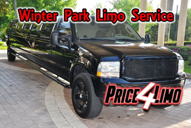 Limo Service in Winter Park