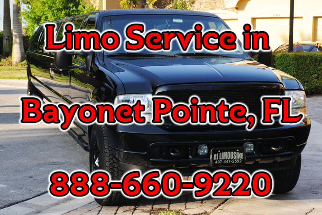 Limousine Service in Bayonet Point