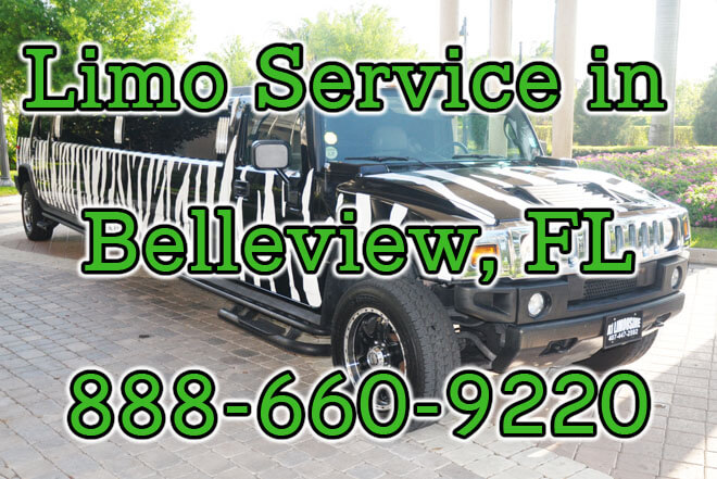 Limousine Service in Belleview