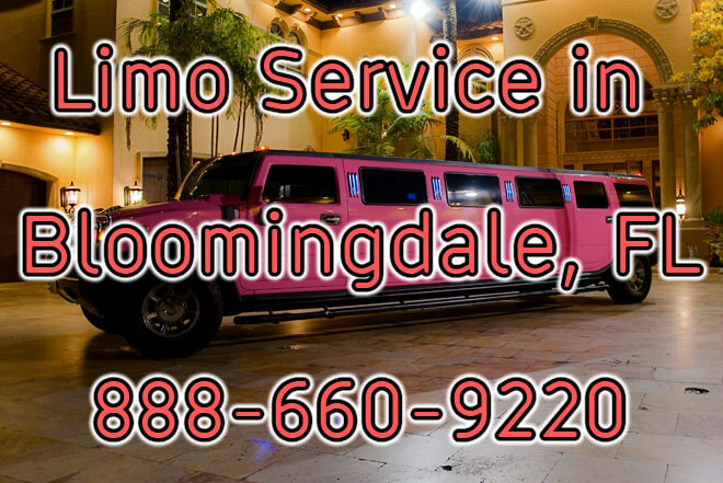 Limousine Service in Bloomingdale