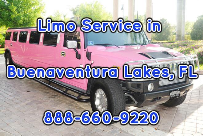 Limousine Service in Buenaventura Lakes