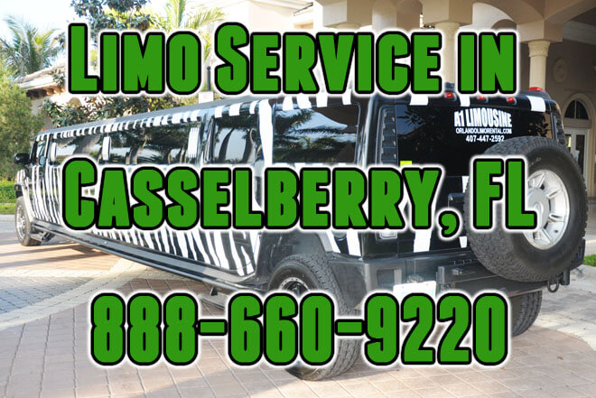 Limousine Service in Casselberry