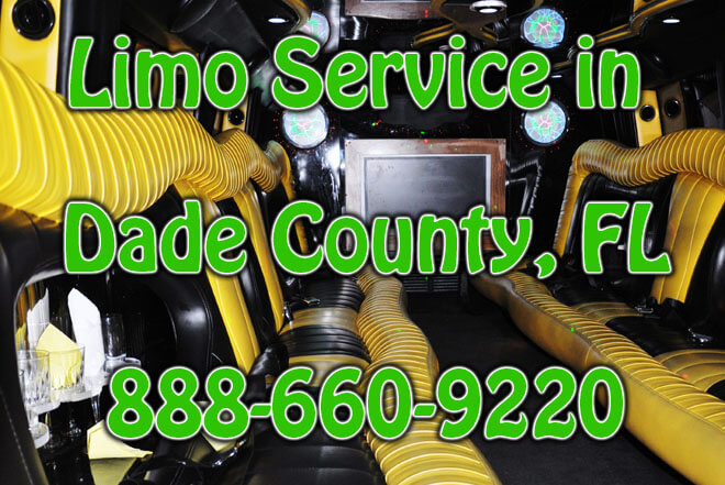 Limousine Service in Dade County