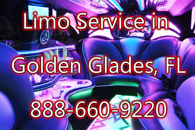 Limousine Service in Golden Glades