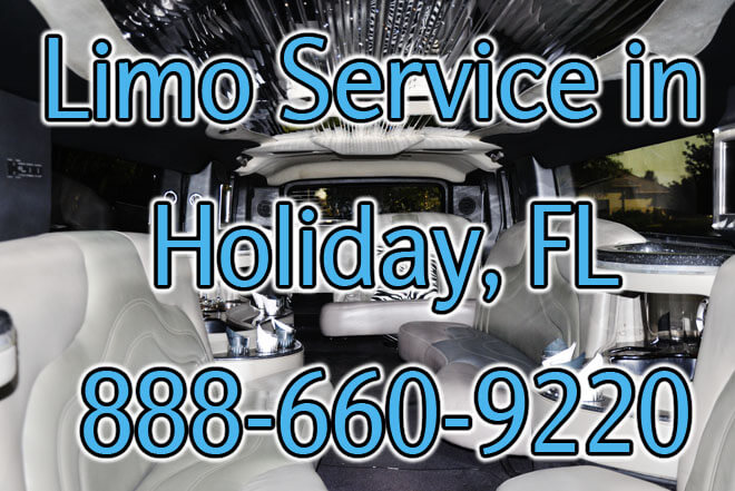 Limousine Service in Holiday