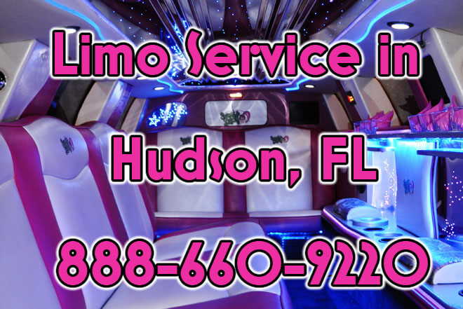 Limousine Service in Hudson