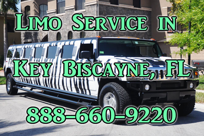 Limousine Service in Key Biscayne