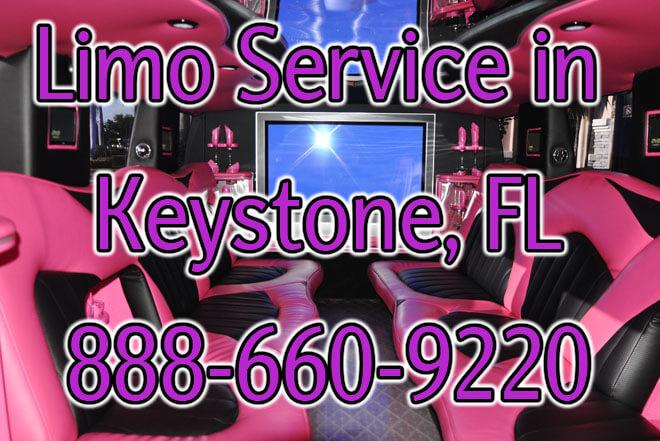 Limousine Service in Keystone