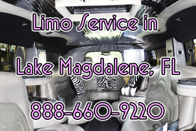Limousine Service in Lake Magdalene