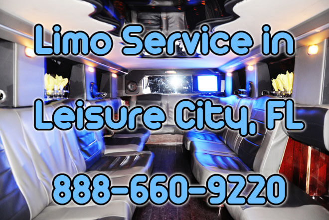 Limousine Service in Leisure City