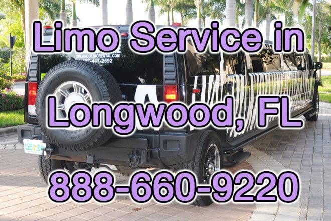 Limousine Service in Longwood