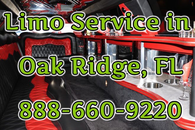 Limousine Service in Oak Ridge