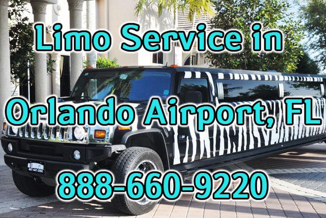 Limousine Service in Orlando Airport