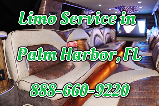 Limousine Service in Palm Harbor