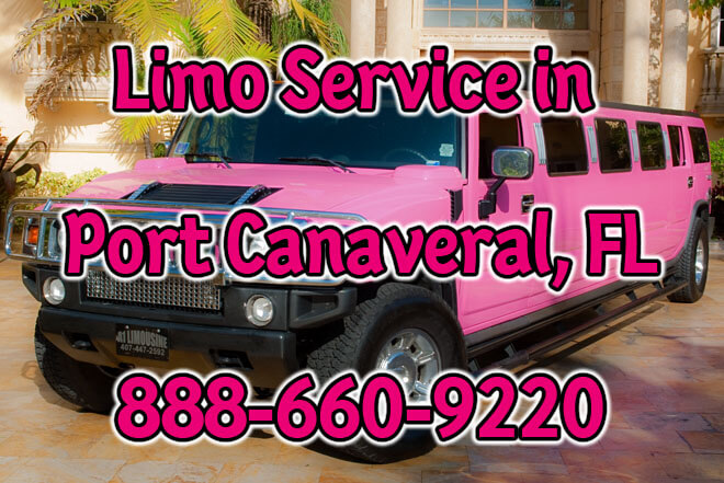 Limousine Service in Port Canaveral