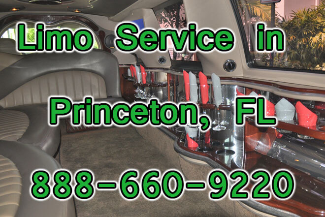 Limousine Service in Princeton