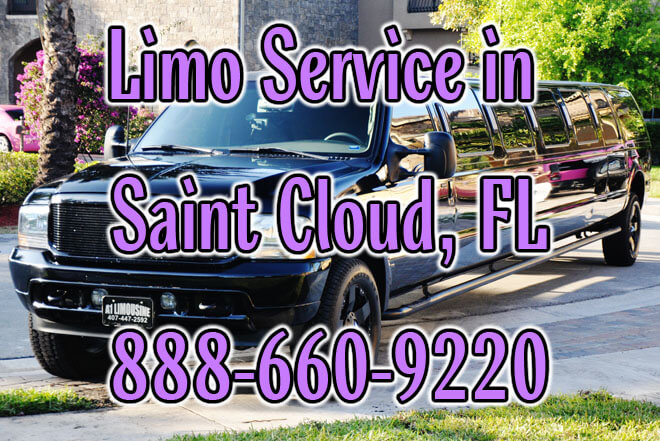 Limousine Service in Saint Cloud