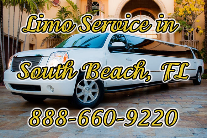 Limousine Service in South Beach