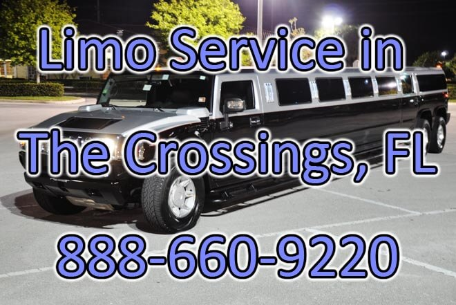 Limousine Service in The Crossings