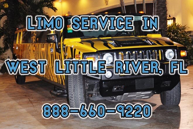 Limousine Service in West Little River