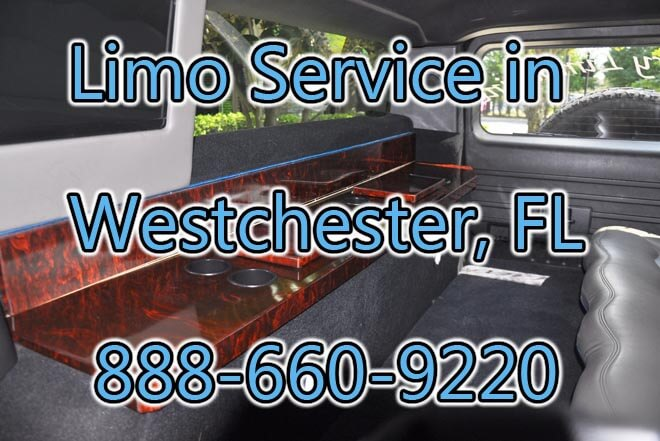 Limousine Service in Westchester