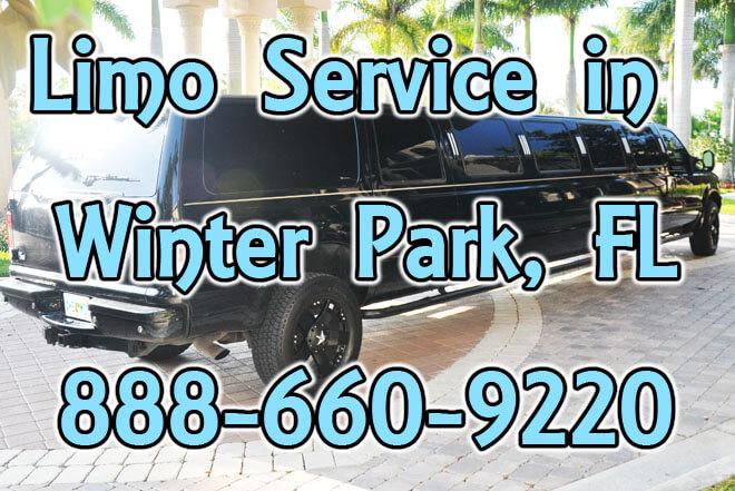 Winter Park Limousines