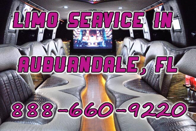 Limousine Service in Auburndale