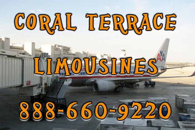 Limousine Service in Coral Terrace