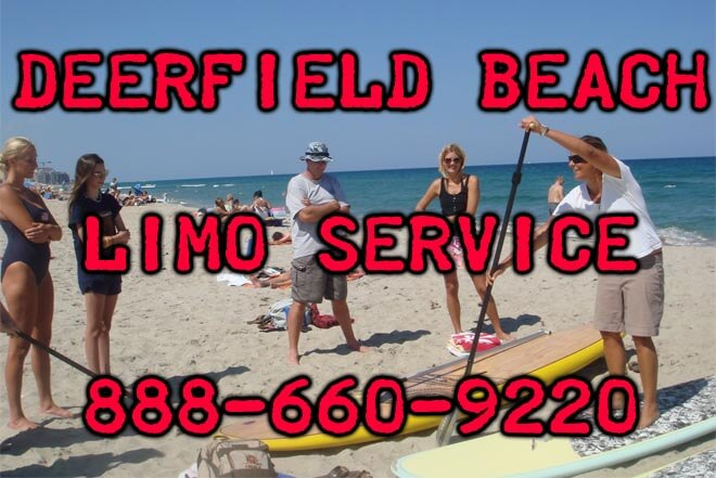 Limousine Service in Deerfield Beach