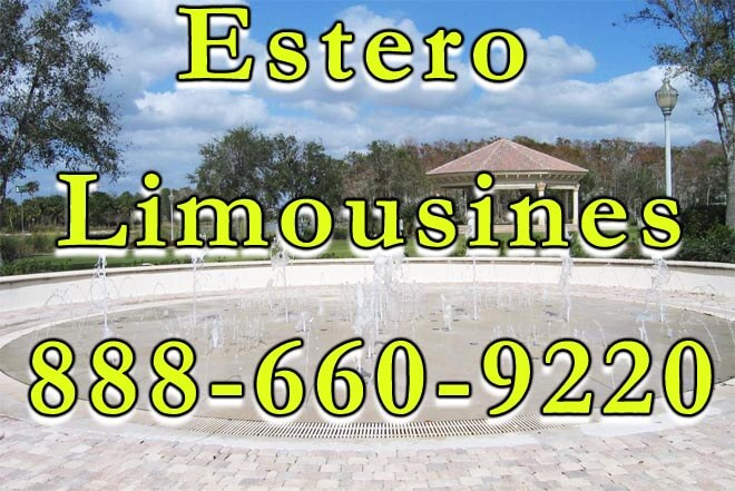 Limousine Service in Estero