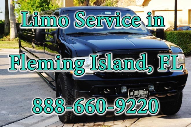 Limousine Service in Fleming Island