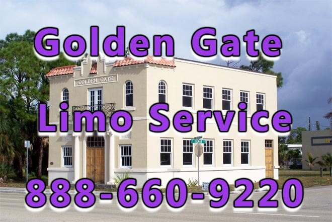 Limousine Service in Golden Gate
