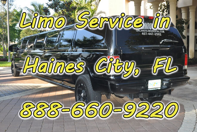 Limousine Service in Haines City