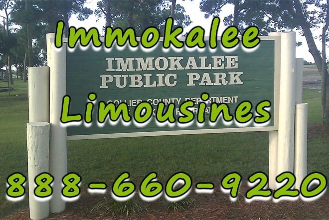 Limousine Service in Immokalee