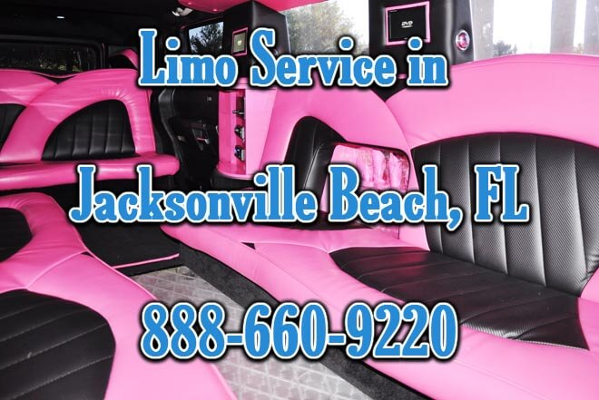 Limousine Service in Jacksonville Beach