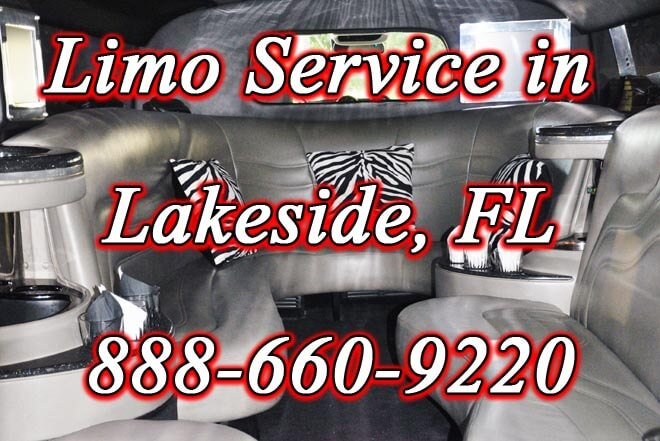 Limousine Service in Lakeside