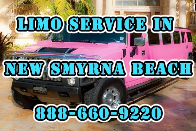 Limousine Service in New Smyrna Beach