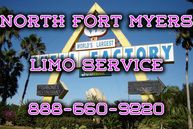 Limousine Service in North Fort Myers