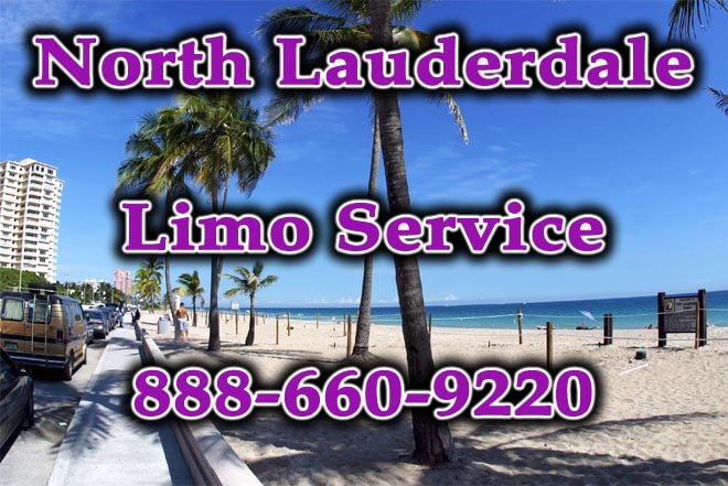 Limousine Service in North Lauderdale