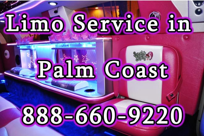 Limousine Service in Palm Coast