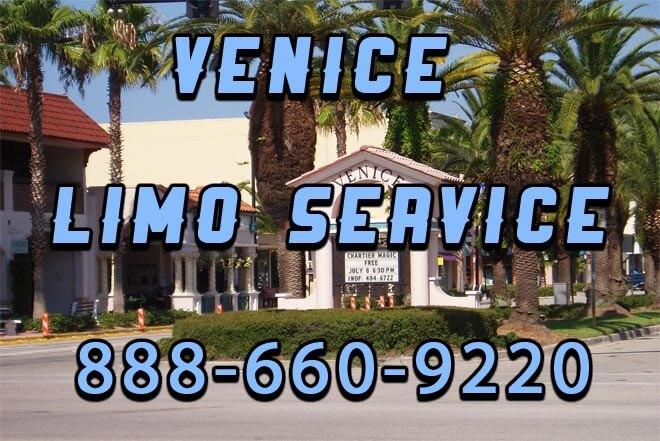 Limousine Service in Venice