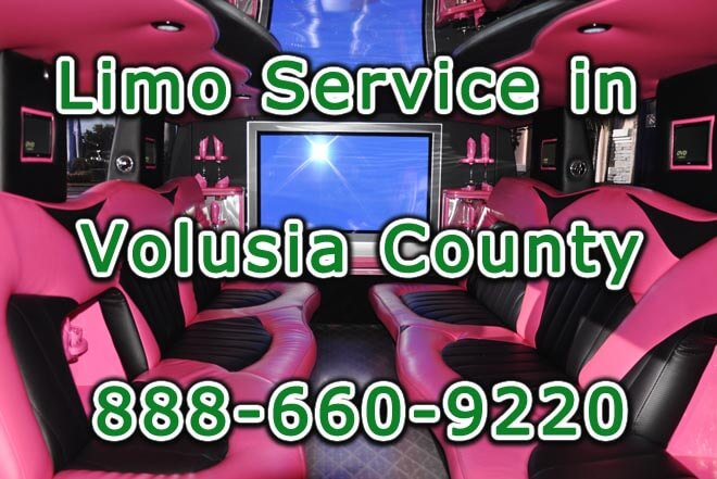Limousine Service in Volusia County
