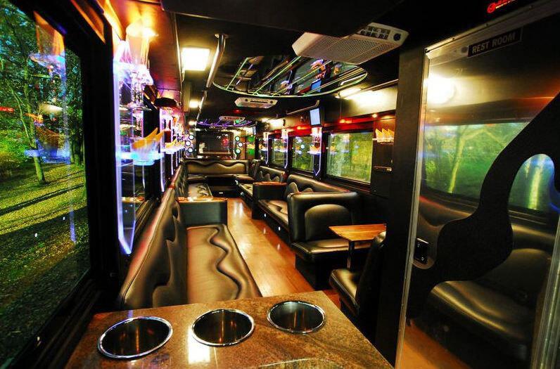 Longwood Party Bus Rental