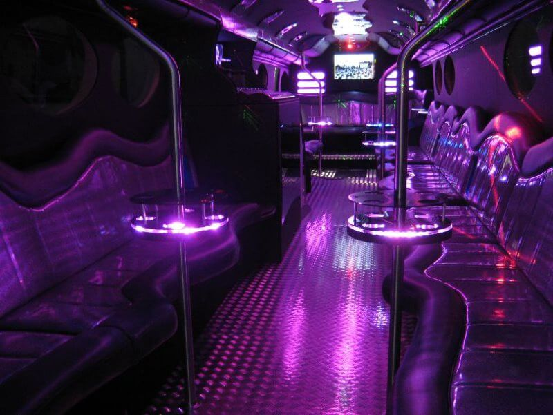 Longwood Party Bus