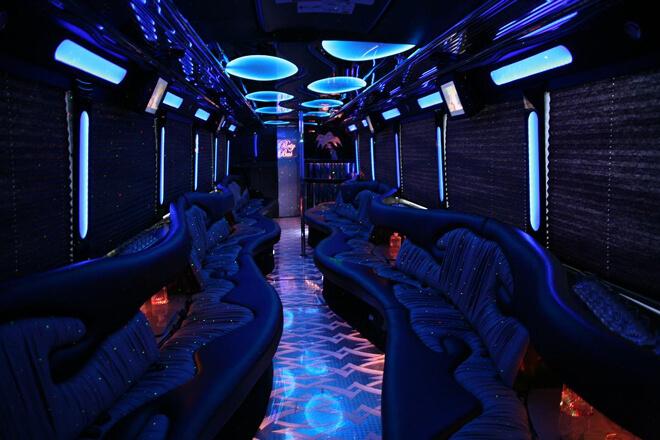 Maitland, Florida Party Bus