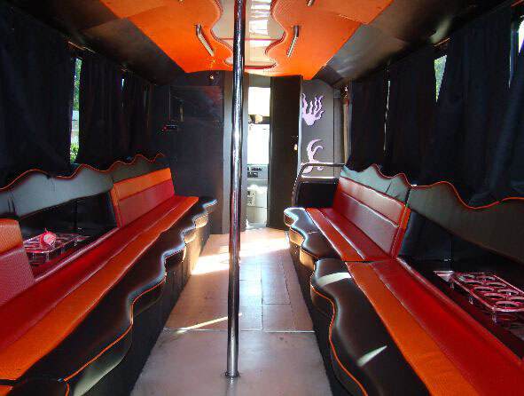 Maitland Party Bus Rental