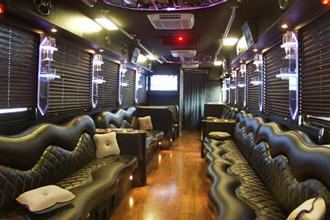 Maitland Party Bus Services